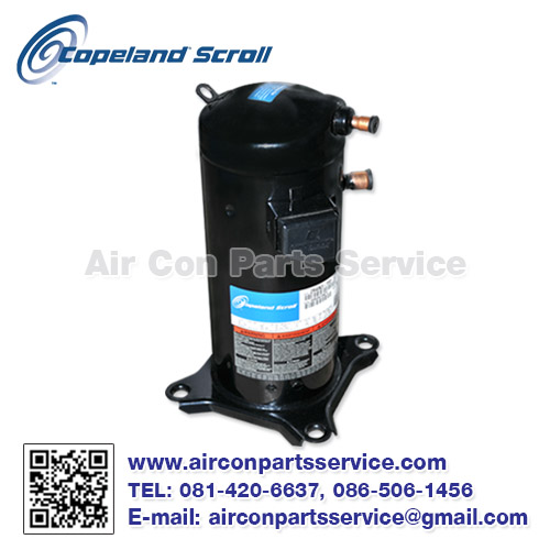 Copeland Scroll Compressor ZR Series