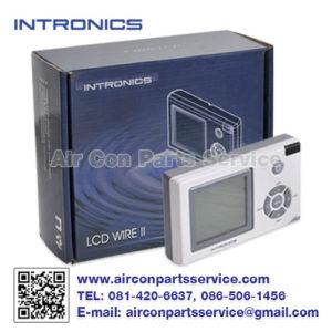 รีโมทแอร์แบบมีสาย INTRONICS รุ่น LCD WIRE II