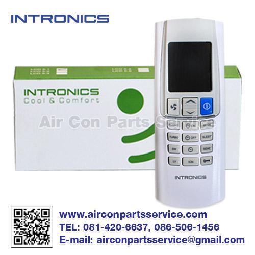 ตัวยิงรีโมทแอร์ INTRONICS รุ่น LCD 6