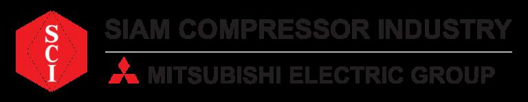 logo SCI/MITSUBISHI