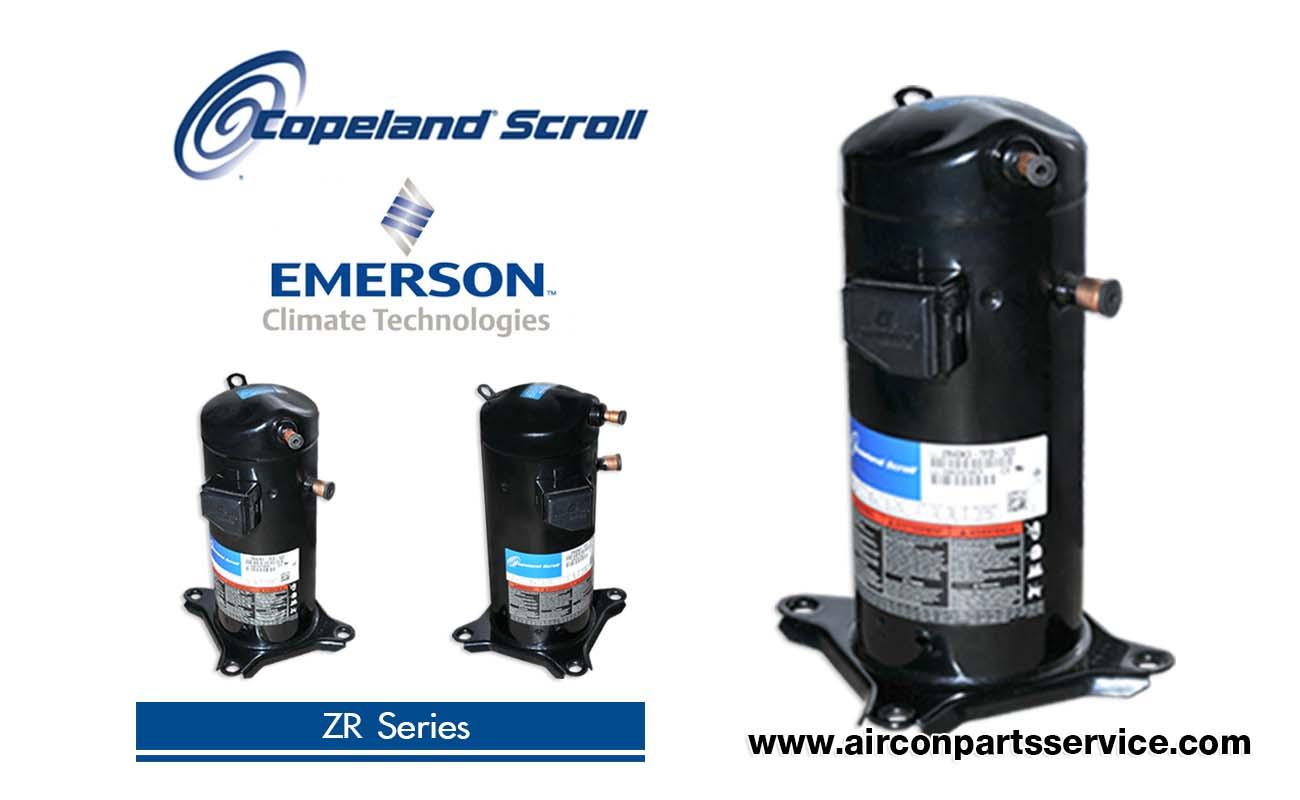 Copeland Compressor Catalogue