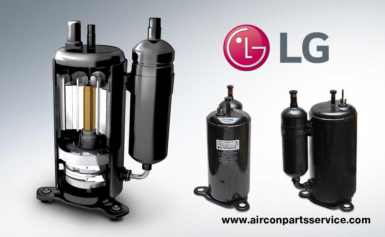 LG Compressor Catalogue