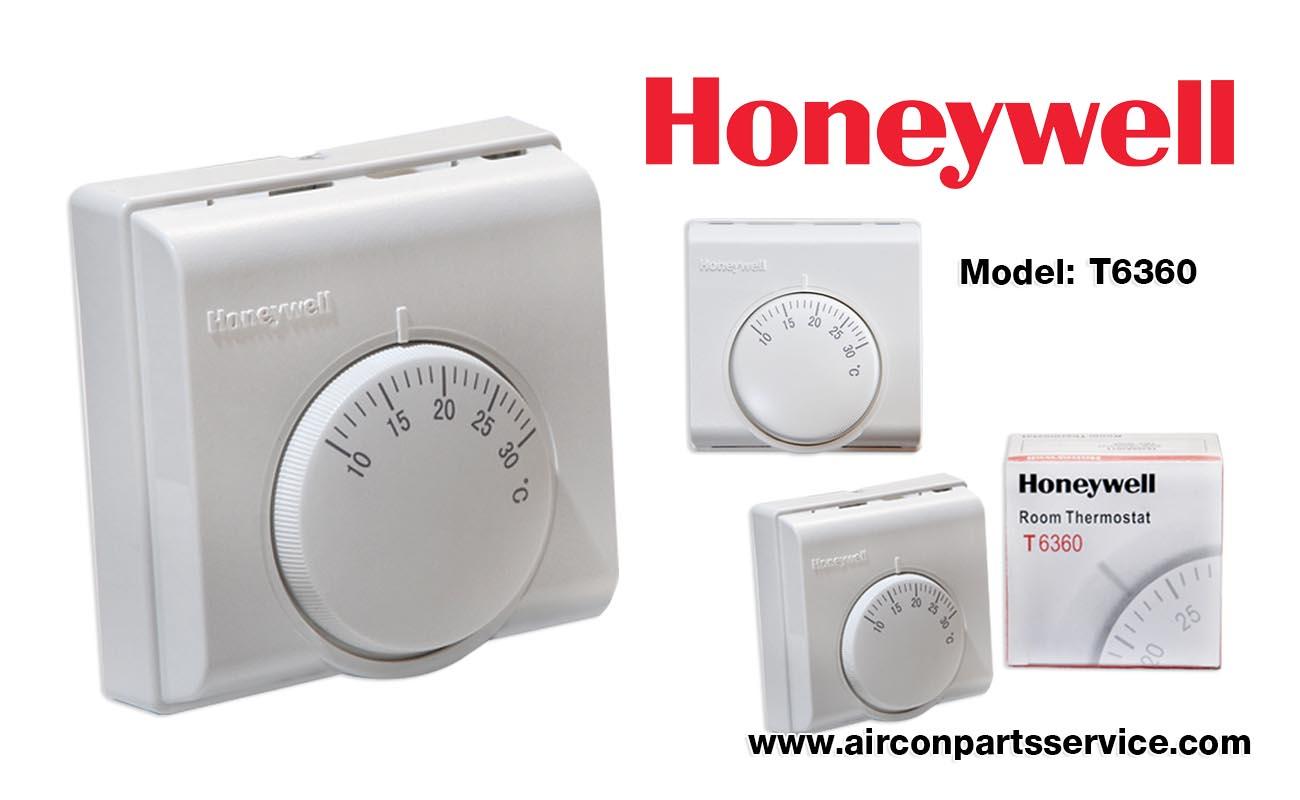 Room Thermostat Honeywell T6360 Catalogue