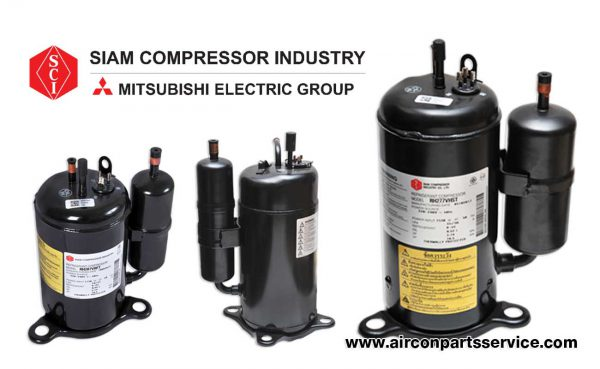 MITSUBISHI Compressor Catalogue banner